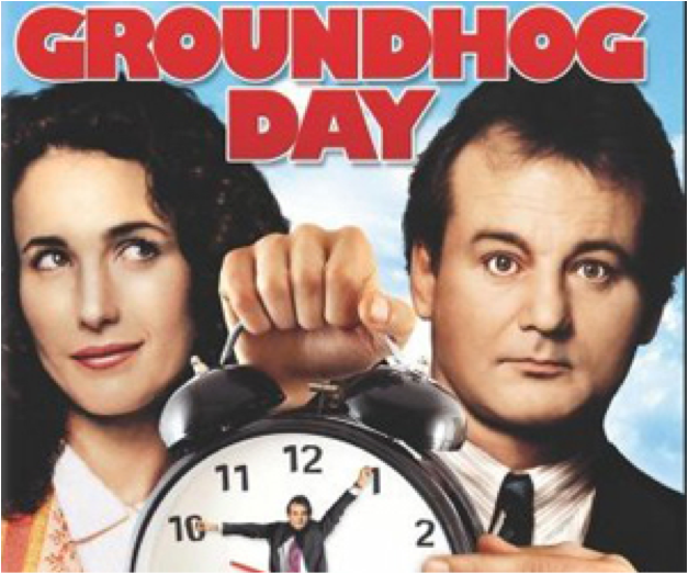 Another Groundhog Day? Is your organisation driving you ... Jerry Maguire Show Me The Money